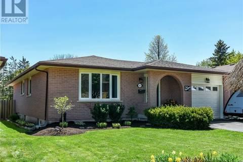 House for sale at 141 Morningdale Dr Waterloo Ontario - MLS: 30735913