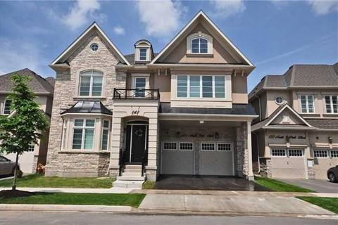 House for rent at 141 North Park Blvd Oakville Ontario - MLS: W4697323