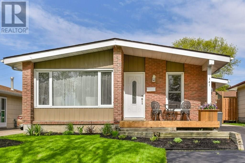 Removed: 141 Pepperwood Crescent, Kitchener, ON - Removed on 2019-06-03 06:39:33