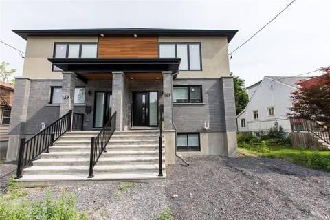 House for rent at 141 Prince Albert St Ottawa Ontario - MLS: 1157741