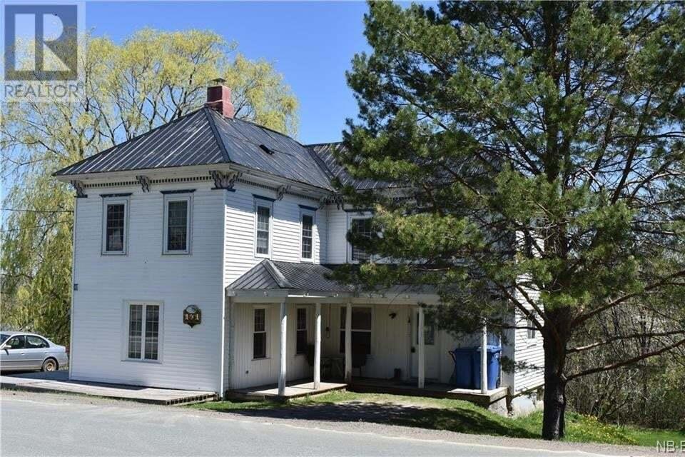 House for sale at 141 Riverview Dr Florenceville-bristol New Brunswick - MLS: NB021760