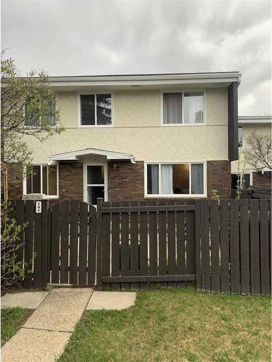 Townhouse for sale at 141 Roseland Vg  Nw Edmonton Alberta - MLS: E4196455