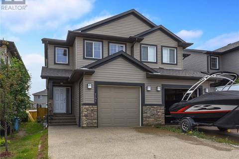 Townhouse for sale at 141 Shalestone Wy Fort Mcmurray Alberta - MLS: fm0165615