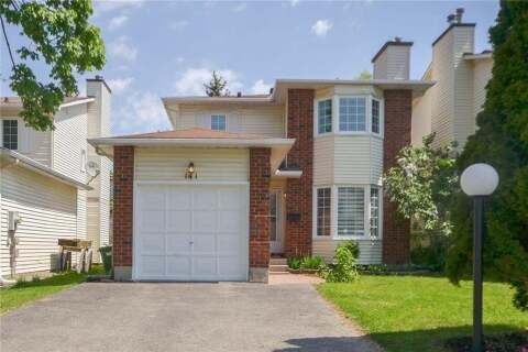 House for sale at 141 Shearer Cres Ottawa Ontario - MLS: 1192775