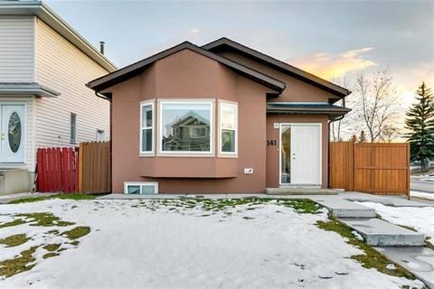 House for sale at 141 Taradale Dr Northeast Calgary Alberta - MLS: C4277893