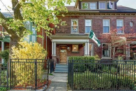 Townhouse for sale at 141 Winchester St Toronto Ontario - MLS: C4434363