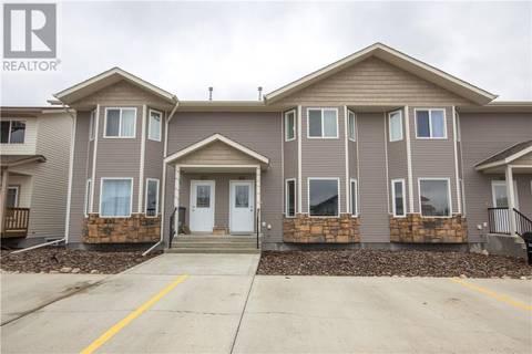 Townhouse for sale at 141 Winston Pl Blackfalds Alberta - MLS: ca0166389