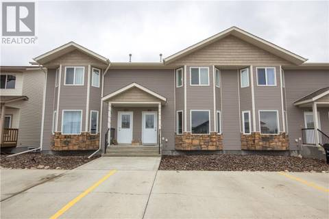 Townhouse for sale at 141 Winston Pl Blackfalds Alberta - MLS: ca0166389