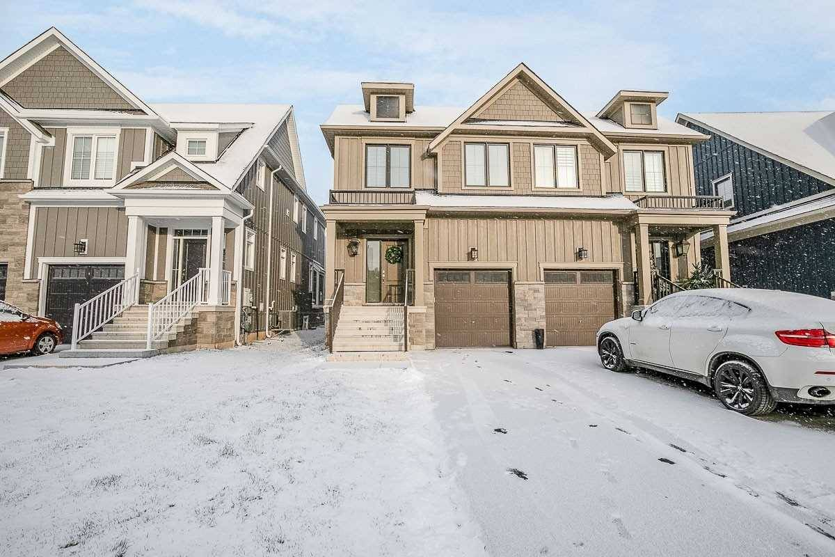 Townhouse for sale at 141 Yellow Birch Cres Blue Mountains Ontario - MLS: X4645379
