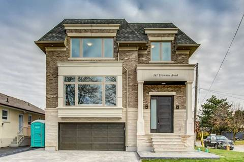 House for sale at 141 Yeomans Rd Toronto Ontario - MLS: C4628465
