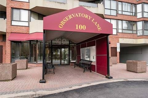 Condo for sale at 100 Observatory Ln Unit 1410 Richmond Hill Ontario - MLS: N4456493