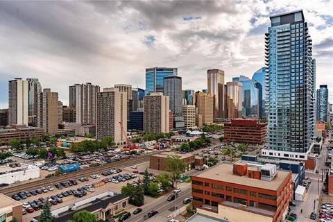 Condo for sale at 1053 10 St Southwest Unit 1410 Calgary Alberta - MLS: C4258429