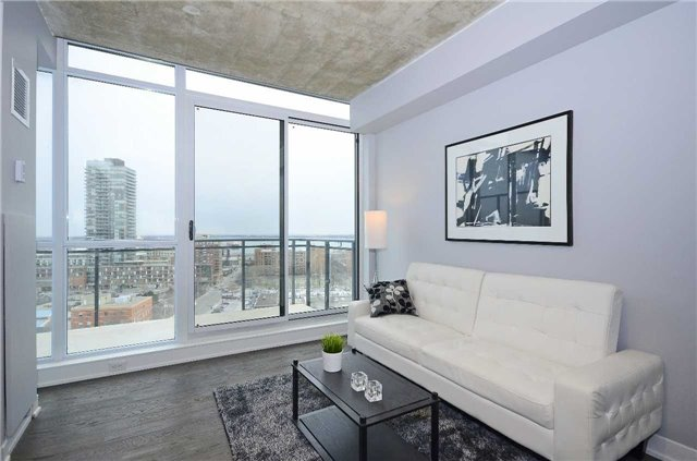For Sale: 1410 - 318 King Street, Toronto, ON | 0 Bed, 1 Bath Condo for $369,000. See 14 photos!