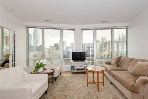 Condo for sale at 989 Nelson St Unit 1410 Vancouver British Columbia - MLS: R2350071