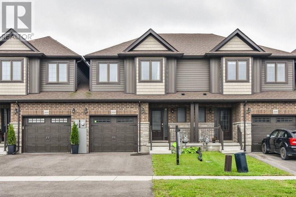Townhouse for sale at 1410 Caen Ave Woodstock Ontario - MLS: 30766892