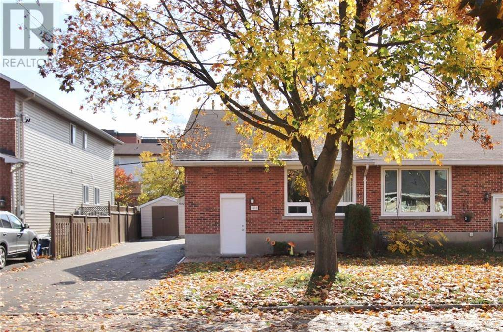 House for rent at 1410 Chatelain Ave Ottawa Ontario - MLS: 1173410