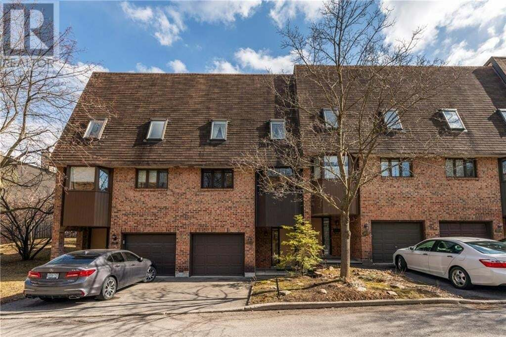 Townhouse for sale at 1410 Forge St Ottawa Ontario - MLS: 1187295