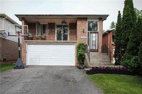 House for sale at 1410 Kimberley Dr Oakville Ontario - MLS: W4495878