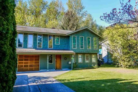 House for sale at 1410 Maple Cres Squamish British Columbia - MLS: R2365882