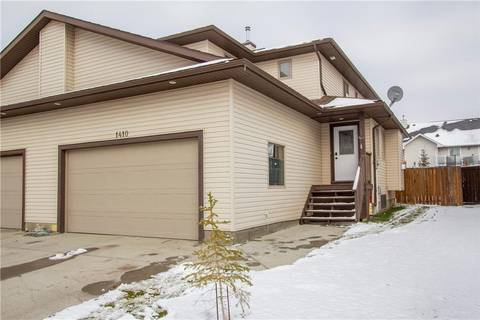 Townhouse for sale at 1410 Smith Ave Crossfield Alberta - MLS: C4210597