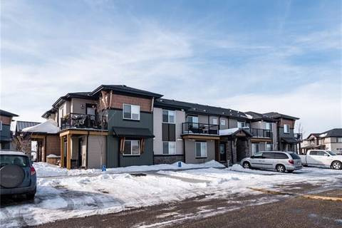 Townhouse for sale at 2781 Chinook Winds Dr Southwest Unit 14104 Airdrie Alberta - MLS: C4234117