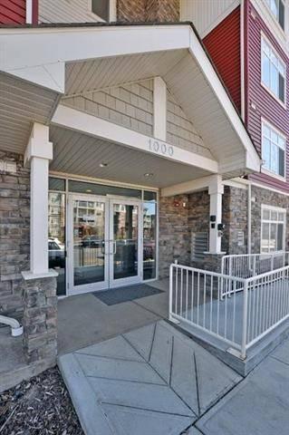 Condo for sale at 155 Skyview Ranch Wy Northeast Unit 1411 Calgary Alberta - MLS: C4290408