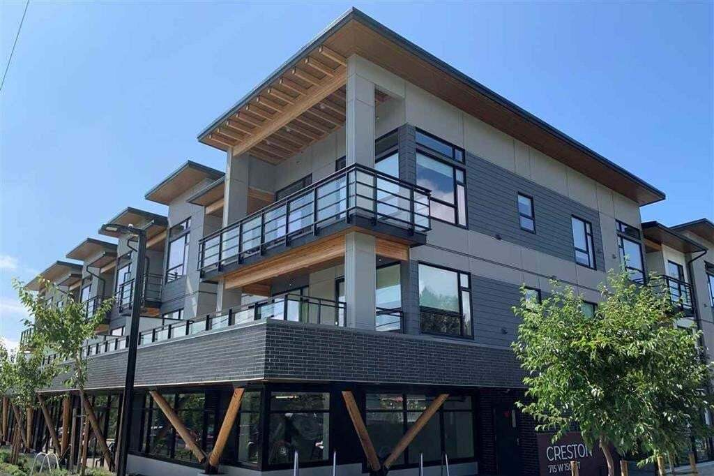 Commercial property for sale at 1411 Bewicke Ave North Vancouver British Columbia - MLS: C8033945