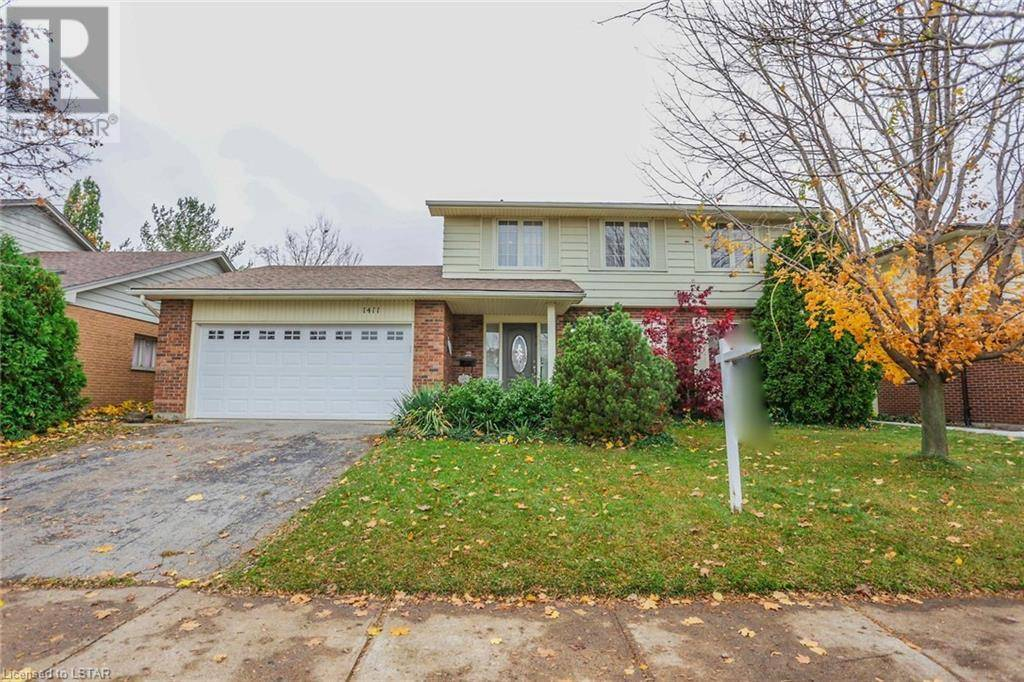 House for sale at 1411 Hastings Dr London Ontario - MLS: 231349