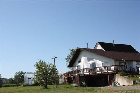 Residential property for sale at 1411 Twp Rd 7-3  Cowley Alberta - MLS: LD0174717