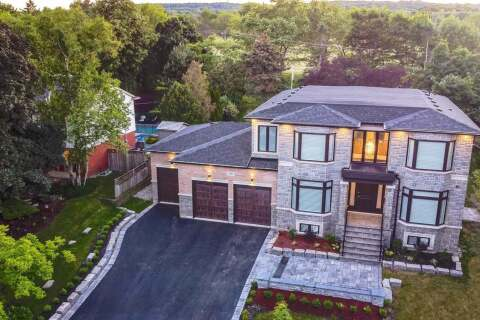House for sale at 1411 Tyandaga Park Dr Burlington Ontario - MLS: W4822439