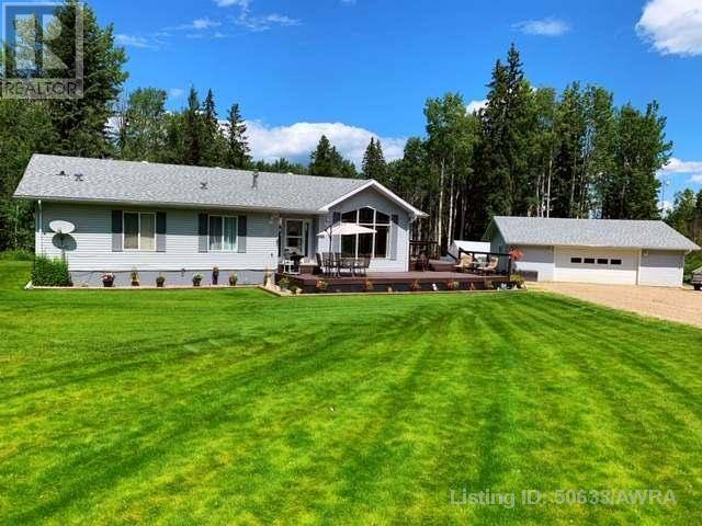 House for sale at 14116 Township Rd Edson Rural Alberta - MLS: 50633