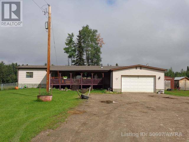 House for sale at 14118 Township Rd Edson Rural Alberta - MLS: 50607