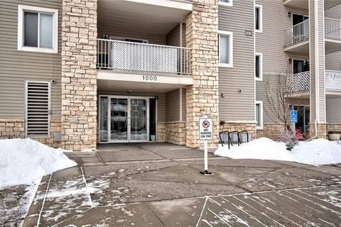 Condo for sale at 16320 24 St Southwest Unit 1412 Calgary Alberta - MLS: C4279097