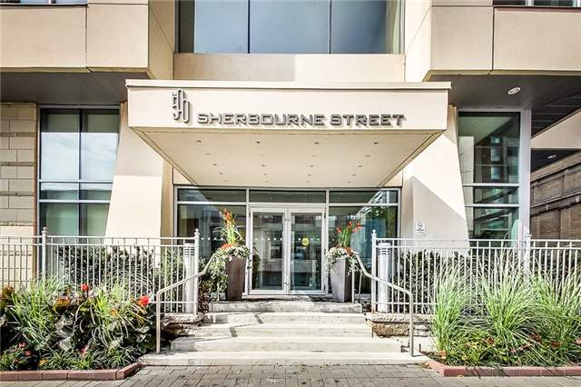 Sold: 1412 - 500 Sherbourne Street, Toronto, ON