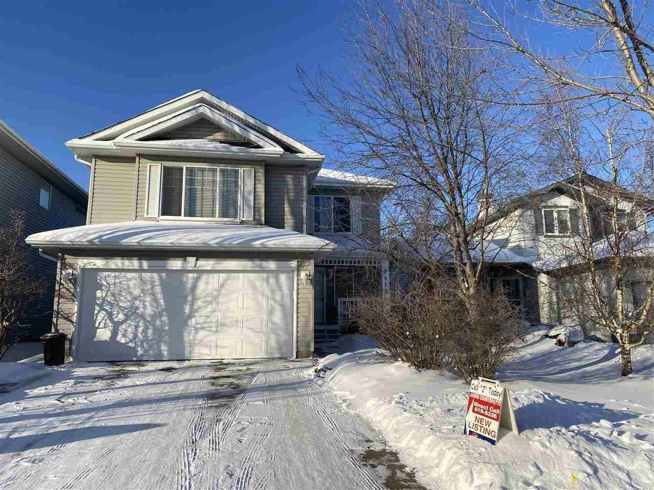 House for sale at 1412 Breckenridge Dr Nw Edmonton Alberta - MLS: E4184234