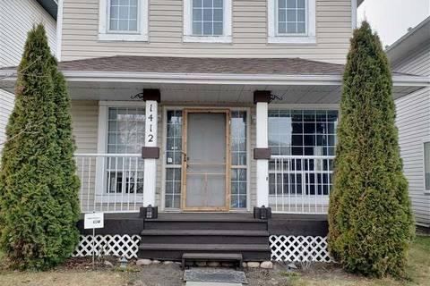 House for sale at 1412 Jefferys Cres Nw Edmonton Alberta - MLS: E4147469