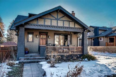 House for sale at 1412 Shelbourne St Southwest Calgary Alberta - MLS: C4233551