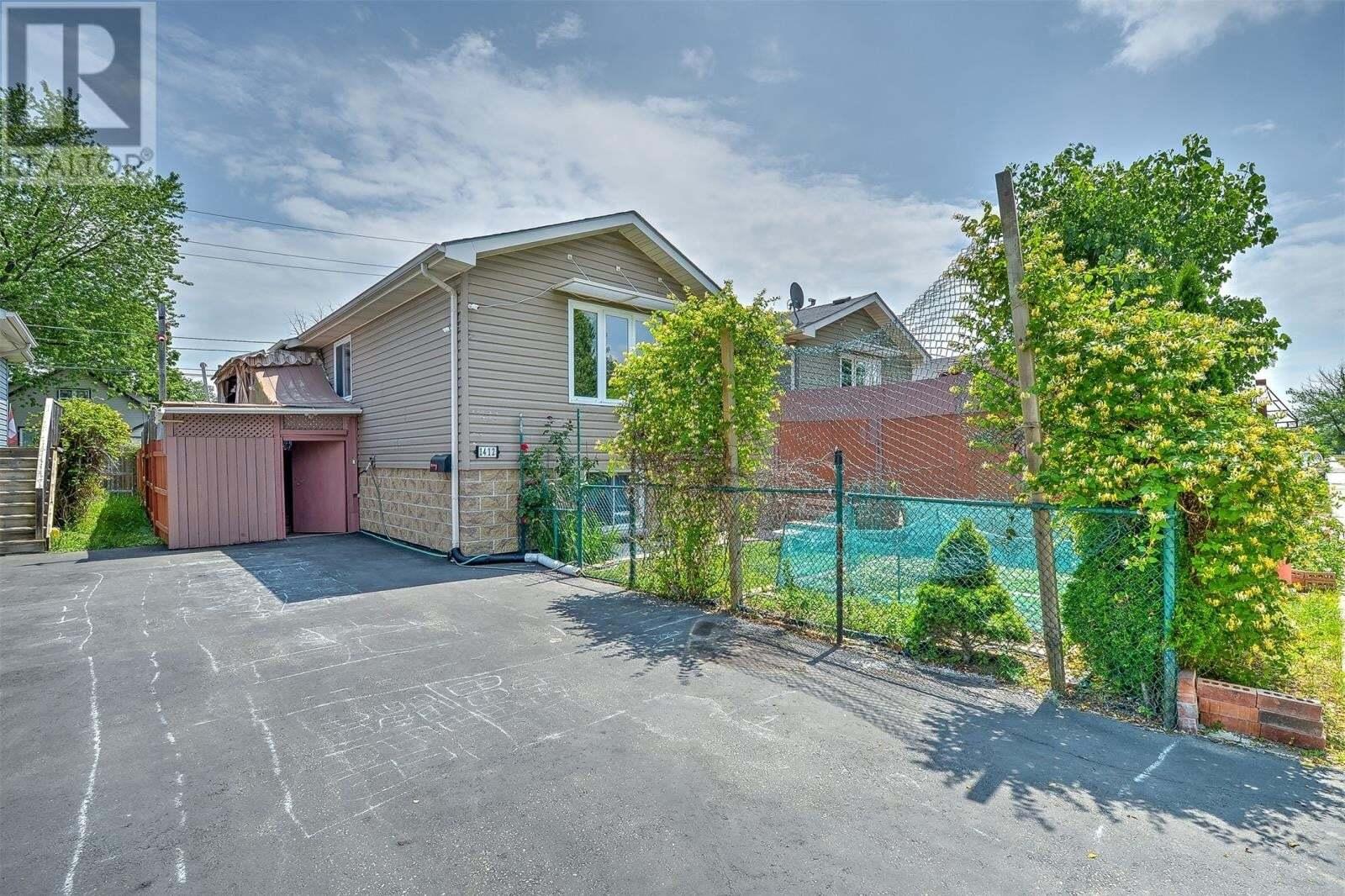 House for sale at 1412 St. Luke  Windsor Ontario - MLS: 20007351