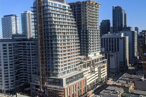 Apartment for rent at 11 Wellesley St Unit 1413 Toronto Ontario - MLS: C4733249