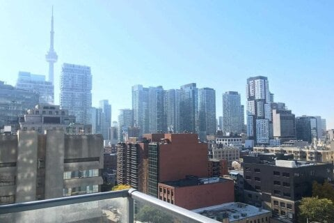 Apartment for rent at 210 Simcoe St Unit 1413 Toronto Ontario - MLS: C4992539