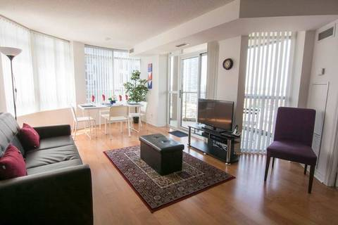 Apartment for rent at 310 Burnhamthorpe Rd Unit 1413 Mississauga Ontario - MLS: W4738073