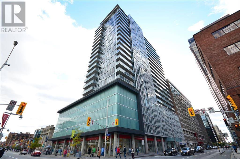 Apartment for rent at 324 Laurier Ave W Unit 1413 Ottawa Ontario - MLS: 1172821