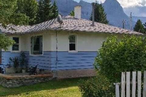 House for sale at 1413 Mountain Ave Canmore Alberta - MLS: A1035362
