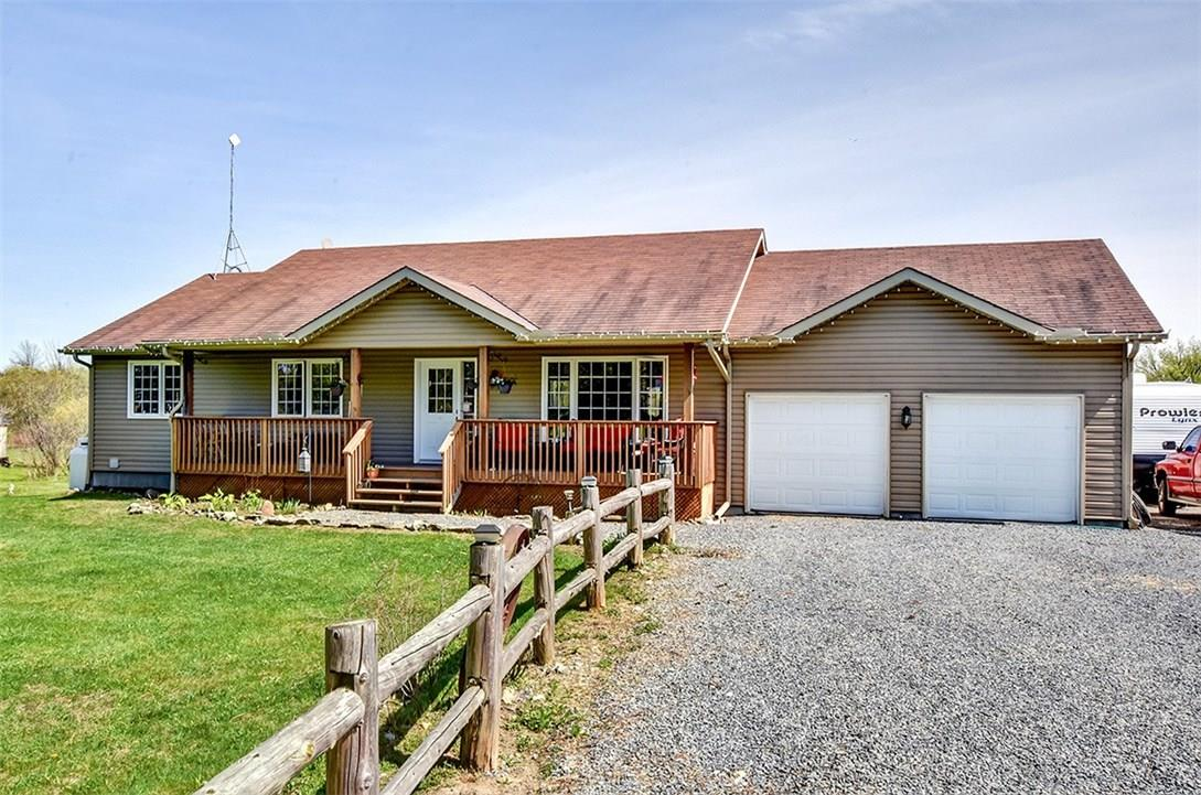 For Sale: 1413 Pittston Road, Spencerville, ON | 3 Bed, 2 Bath House for $345,000. See 28 photos!