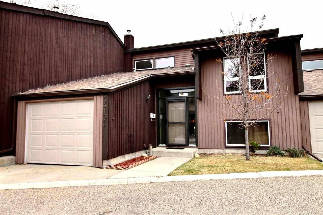 Townhouse for sale at 14133 26 St Nw Edmonton Alberta - MLS: E4188356