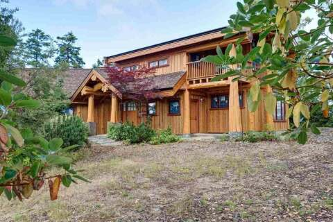 House for sale at 14139 Mixal Heights Rd Garden Bay British Columbia - MLS: R2491690