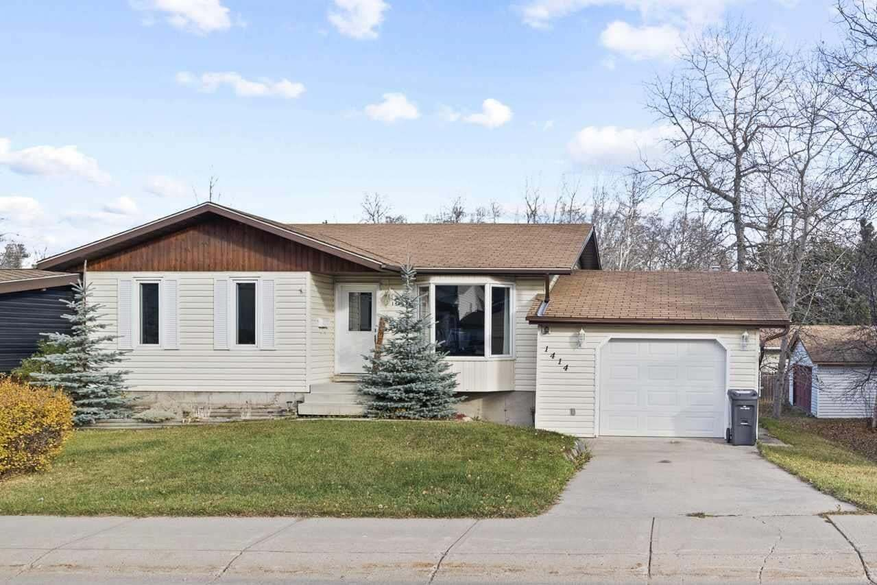 House for sale at 1414 7 St Cold Lake Alberta - MLS: E4218012