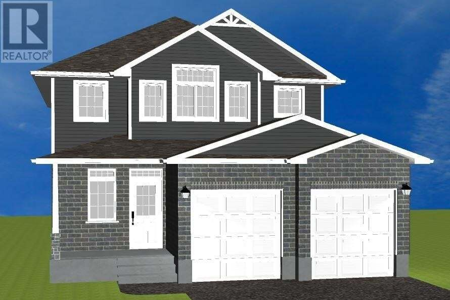 House for sale at 1414 Remington (lot 14) Ave Kingston Ontario - MLS: K20001378