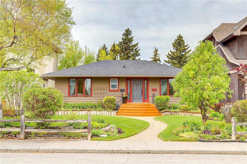 House for sale at 1415 21a St Nw Hounsfield Heights/briar Hill, Calgary Alberta - MLS: C4229827
