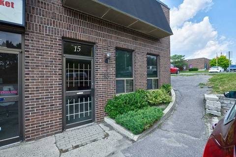 Commercial property for lease at 40 Bell Farm Rd Apartment 14&15 Barrie Ontario - MLS: S4510790